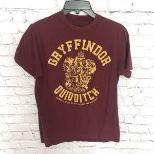 Harry Potter Gryffindor Quidditch T-Shirt